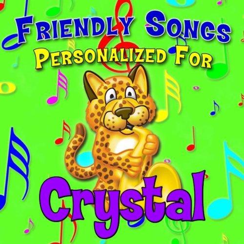 Crystal Alphabet (Alphabet Song for Crystal (Cristal, Crystel, Kristal, Krystal))