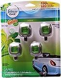 Best Febreze Car Fresheners - Febreze Car Vent-clip Air Freshener, Gain Original, 4 Review