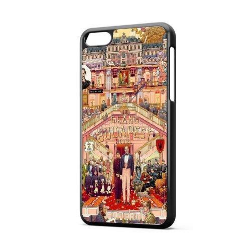 Personalizzati iPhone 6/6s (4.7 Version) Cover [LDAFGLH612020][VALENTINO ROSSI TEMA] Cover per iPhone 6/6s (4.7 Version) [COLOR/NERO] THE GRAND BUDAPEST HOTEL - 019