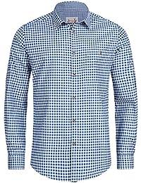Stockerpoint Trachtenhemd OC-Martl | kariert | modern Fit