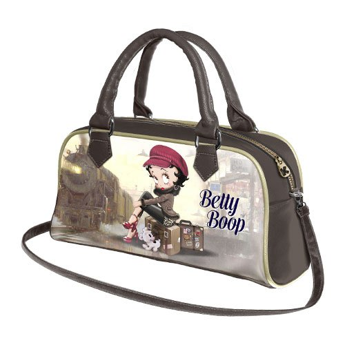 Betty Boop Biscult Train Bag Shoulder Mini Woman 29509