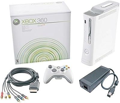 Microsoft Xbox 360 System - juegos de PC (120 GB, DVD) Negro