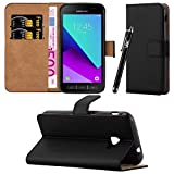 For Samsung Galaxy Xcover 4S / Xcover 4 Case - Leather