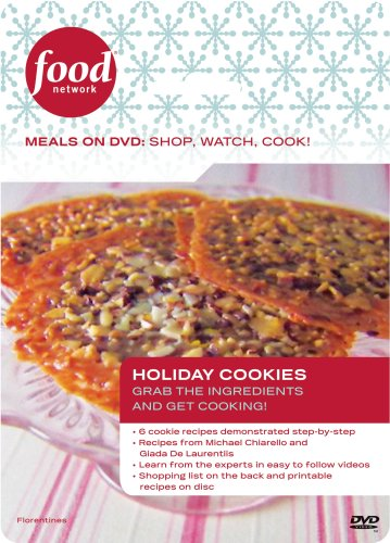 n DVD: Shop, Watch, Cook! Holiday Cookies ()
