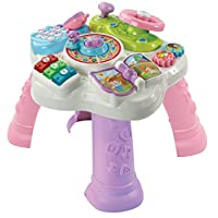 Vtech-181565My Activity Table Bilingual Card-Pink
