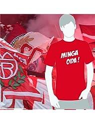 World of Football Bayern T-Shirt Minga oida