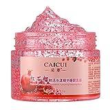 EgBert Rojo Granada Esencia Dormir Mascarilla Fresca Hidratante Hidratar Poro Reducir Reparación Piel Cuidado