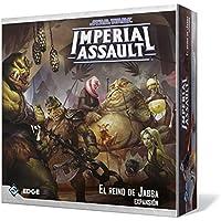 Fantasy Flight Games-El El Reino de Jabba, colección Imperial Assault (FFSWI32)