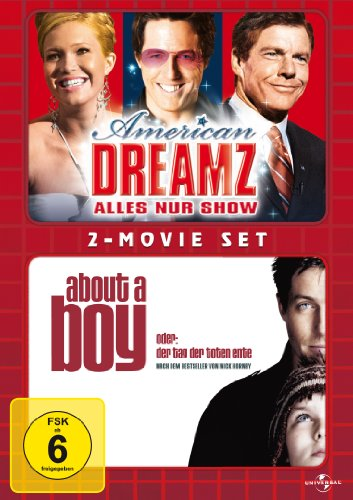 American Dreamz / About a boy [2 DVDs]