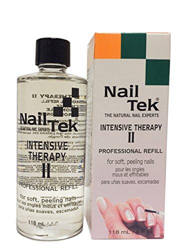 Nail Tek - Intensive Therapy II - 4oz / 120ml - 55800 - Pour les Ongles Mous et Effritables