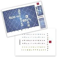 Soyntec Laptatoos 236 - Kit de customización con adhesivo, tatuajes adhesivos y reposamuñecas para portátiles