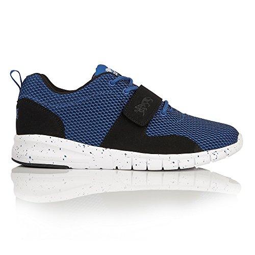 Lonsdale Novas, Chaussures de Running Compétition Homme Blue/Black