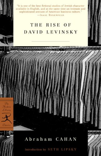 The Rise of David Levinsky (Modern Library Classics) (English Edition)