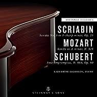 Scriabin, Mozart & Schubert: Piano Works