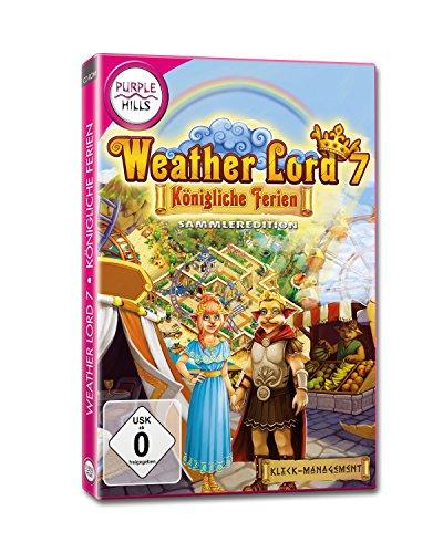 PurpleHills Weather Lord 7 -Königliche Ferien