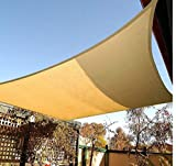 E.enjoy Filet De Camouflage Le parasol de soleil d'ombrage de voiles de bloc UV pour...