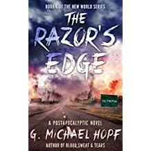 The Razor's Edge: A Postapocalyptic Novel (The New World Series Book 6) (English Edition)