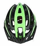 #6: Starburg Polycarbonate Green Helmet (L)
