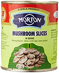 Birla Morton Mushroom Slices in Brine, 800g