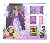 #5: Tickles Dancing and Singing with Remote Tangled Princess Doll 32 cm