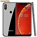OUKITEL C13 Pro Dual 4G Téléphones Portables Débloqués,Ecran 6,18 Pouces...
