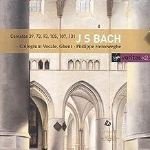 Bach : Cantates 39, 73, 105, 107, 131