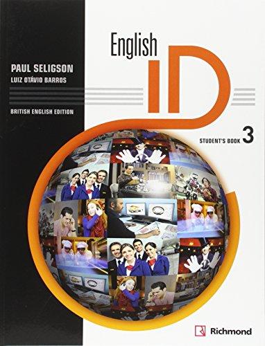 ENGLISH ID BRITANICO 3 STUDENT'S BOOK - 9788466821957