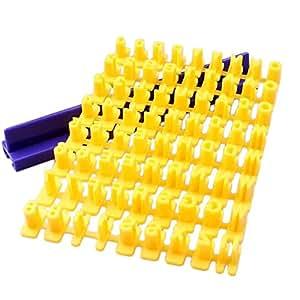 Alphabet Lettres Nombre de symboles Tampon biscuit Cookie Cutter moule de moule outil