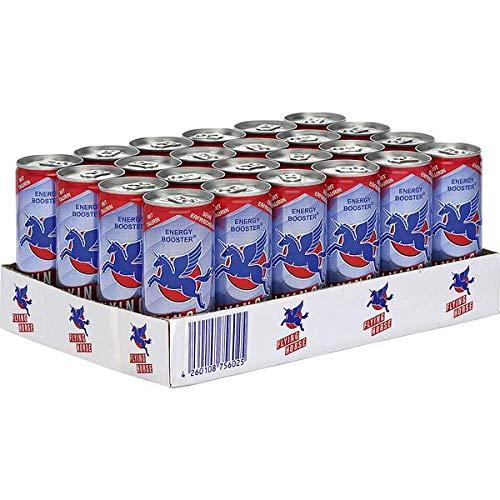 72 Dosen Flying Horse Energy Drink a 250 ml in Dose inc. 18,00€ EINWEG Pfand 250 Ml-dose