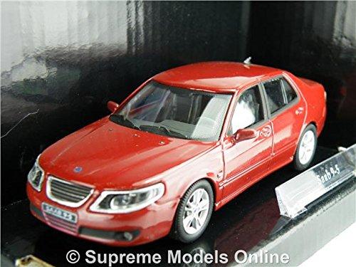 saab-9-5-model-car-saloon-143-maroon-example-21311-262-junior-cararama-sedan-k8