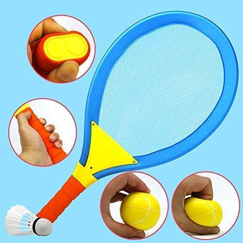 Zoom IMG-1 racchetta tennis bambino badminton racchette