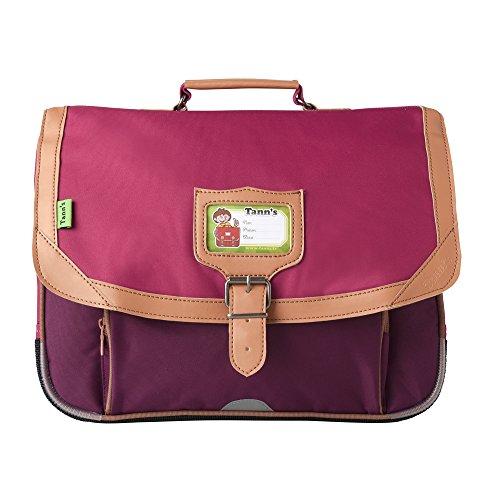 Tann's , Zaino  Bambini, rosa/viola (Multicolore) - T5CL-CA38-RV