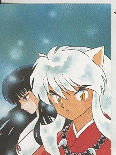 Postcard Book Inu Yasha de Rumiko Takahashi modelo 06 par Varios