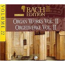 Bach Edition Vol.22 Orgelwerke - 9 CD Box