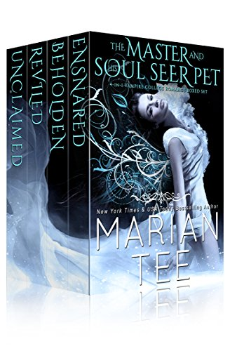 The Master and His Soul Seer Pet - A Vampire College Romance Boxed Set (English Edition) Tee-set Boxed