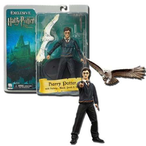 Figurine Harry Potter et L'ordre du Phoenix série 1 Harry Potter et Hedwig Edition Speciale COMIC'ON