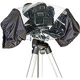 Pape estuvo-R Universal protección resistente al agua con lente protector de lluvia para cámaras réflex digitales