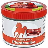 Eimermacher pomada para caballos, bote de 500 ml