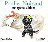 Pouf et Noiraud aux sports d'hiver