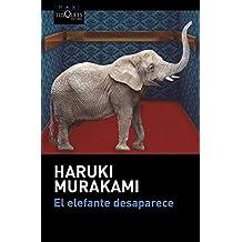 El elefante desaparece (MAXI)