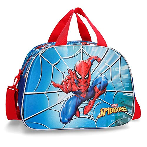 Bolsa de viaje 40cm Spiderman Street 8