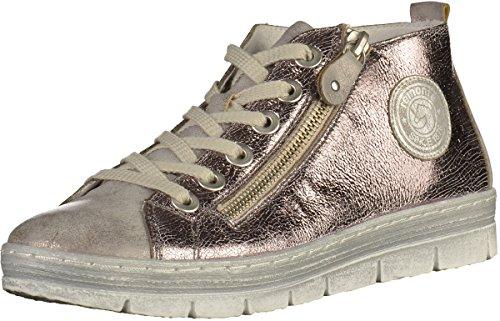 Remonte D5870 Damen Sneakers Silber
