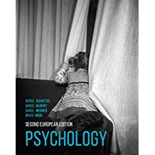 Psychology: Second European Edition