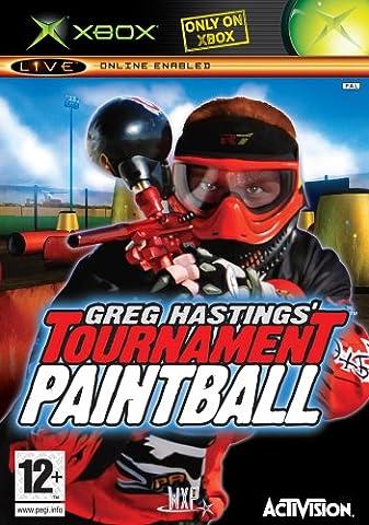 Greg Hastings' Tournament Paintball (Xbox)