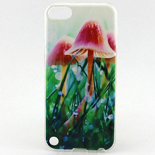 Voguecase® Pour Apple iPhone 6/6S 4.7, TPU Silicone Shell Housse Coque Étui Case Cover (Chat/ECG)+ Gratuit stylet l'écran aléatoire universelle champignon