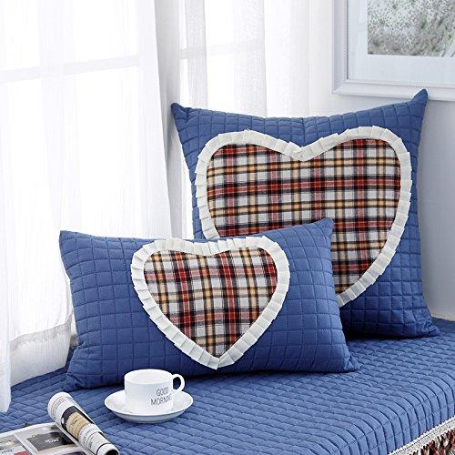 Baozengry Tessuto Di Cotone Cuscino Divano Cintura Di Cuscini Cuscino Cuscini Cuscino In Ufficio,48