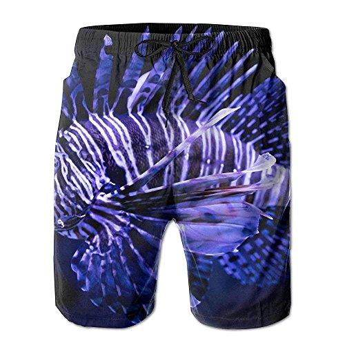 Gap Knit Pants (khgkhgfkgfk Lionfish Underwater Men's Boy Casual Quick-Drying Beach Pant Swim Board Shorts XX-Large)