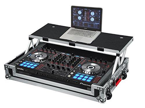 Gator g-tourdspddjsxrx DJ Controller Case mit Laptop-Plattform