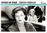 Voyage en Italie de Roberto Rossellini