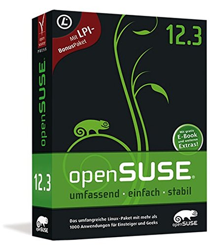 openSUSE 12.3 - Bier-server